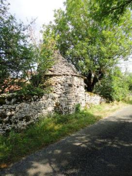 Gariotte - shepherd's hut