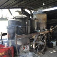 Making eau de vie de prune – an ancient tradition