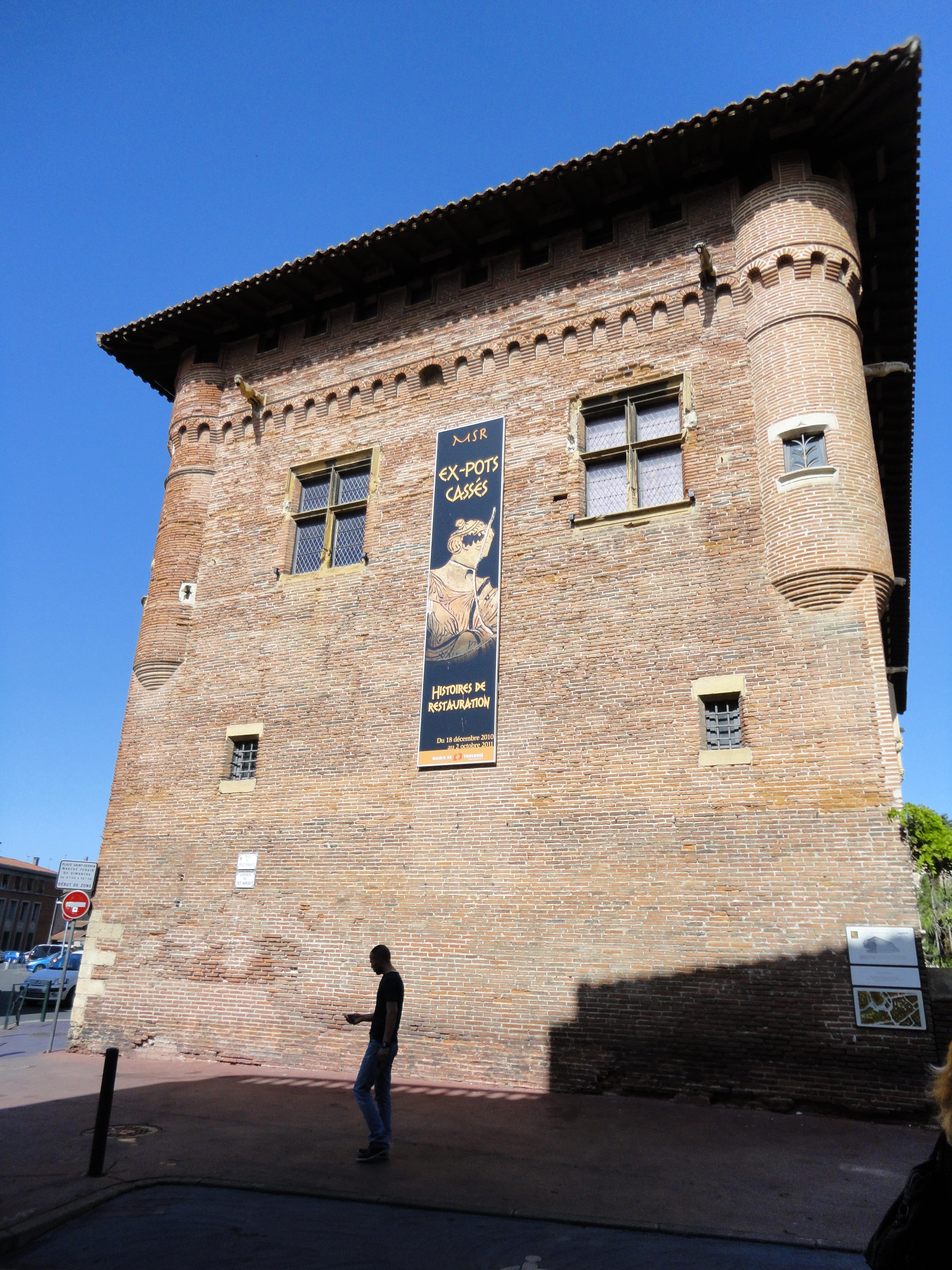 Toulouse - Musée Saint-Raymond