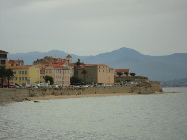 Corscia - Ajaccio - Old Town