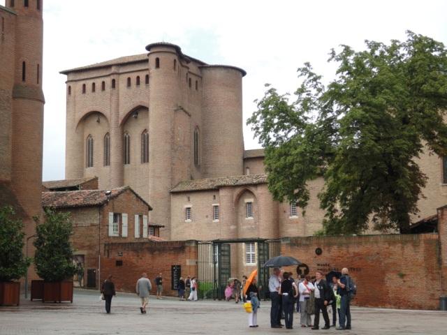 Albi - Palais de la Berbie