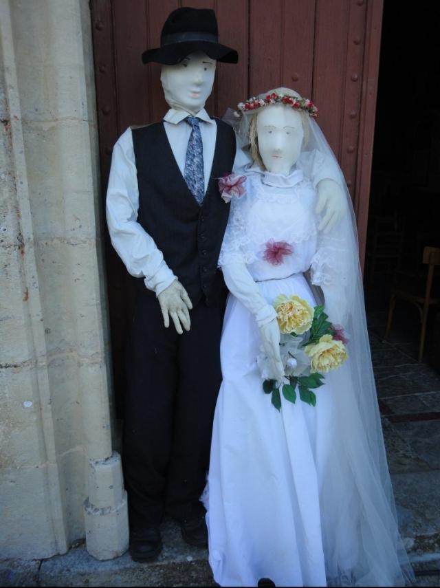 Espinas Les Jeunes Mariés
