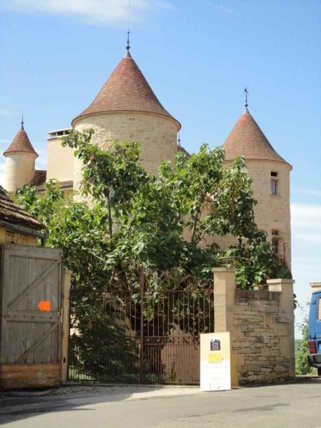 Château de l'Astorguié restored to its former glory