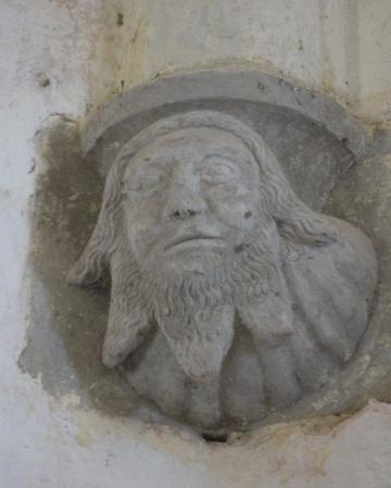 Teysserolles bearded gargoyle