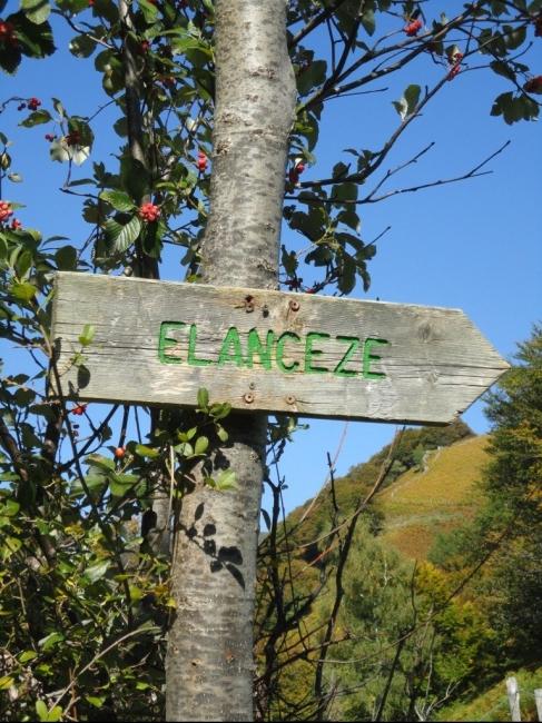 Thiezac - Sept 11 High destination