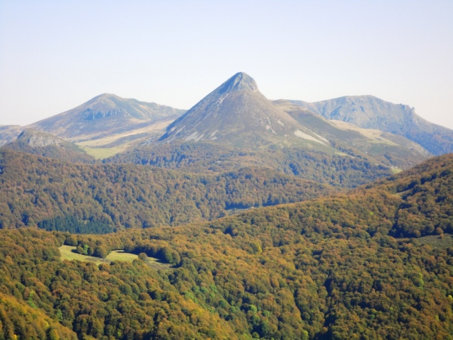 Thiezac - Sept 11 Puy Griou