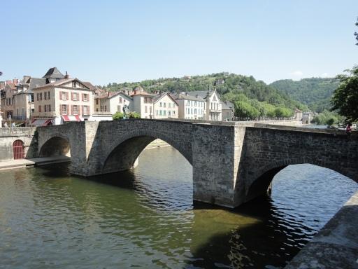 Pont des Consuls, Villefranche-de-Rouergue