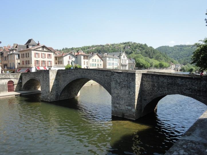 Villefranche - Pont des Consuls