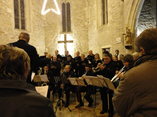 Carol Service at Parisot