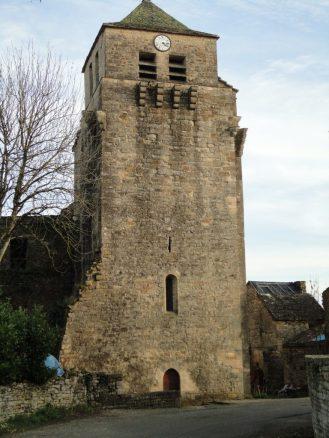 Lacapelle-Livron Templar Chapel