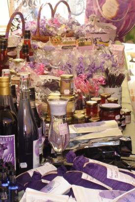 Violet products © Ville de Toulouse