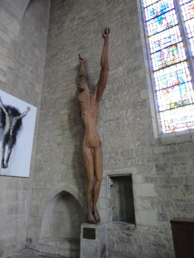 Zadkine's Christ