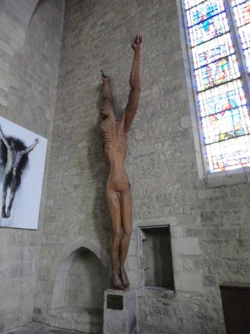 Caylus - Zadkine Christ 1