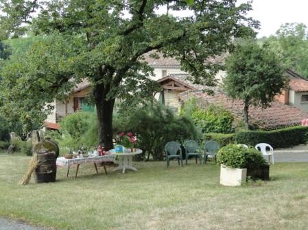 The hamlet of Flouquet