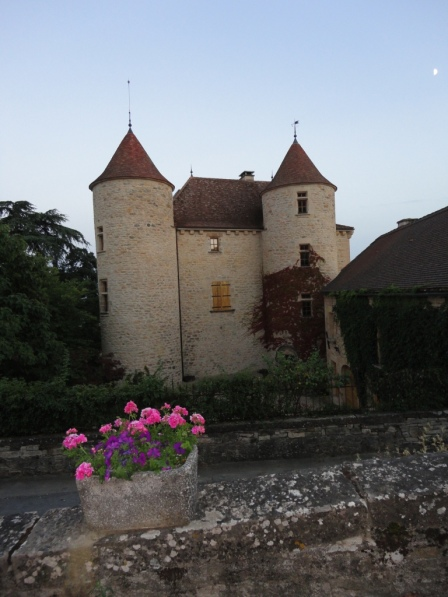Château de l'Astorguié at Parisot