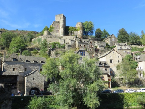 Belcastel (Aveyron): France's patrimoine is something to be proud of