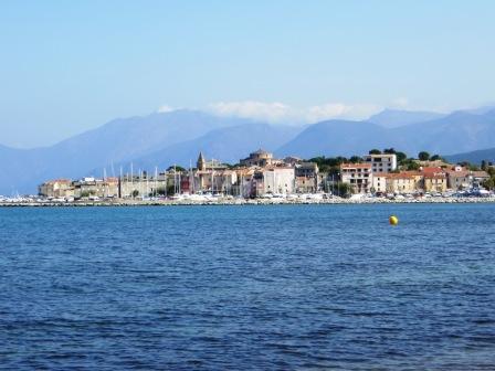 Saint-Florent, Corsica