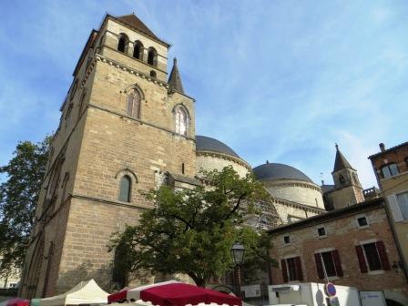 Cahors Cathédrale Saint-Etienne