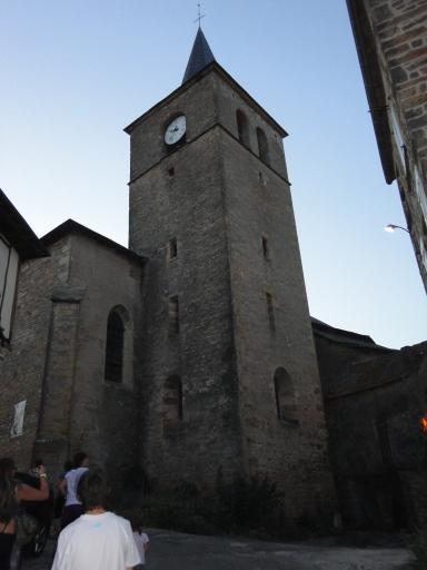 Parisot - Eglise de Saint-Andéol