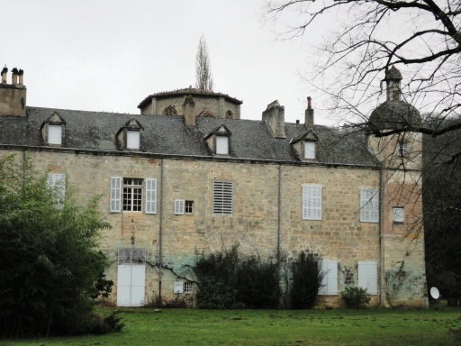 Abbaye de Beaulieu - 17th-century main buildings