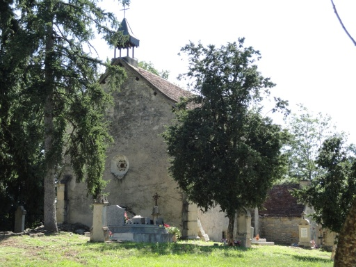 Church at Teysseroles