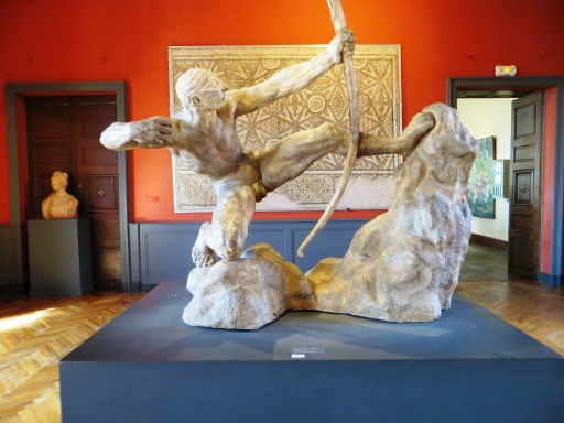 Bourdelle sculpture