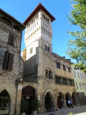 Saint-Antonin - Maison Romane