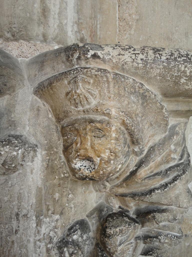 Cahors - St Jacques de Compostelle