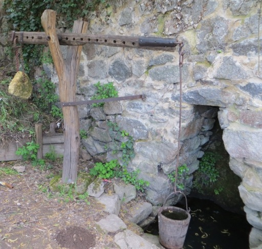 Medieval watering system