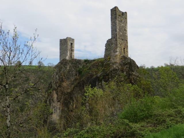 Peyrusse - Roc del Talhuc