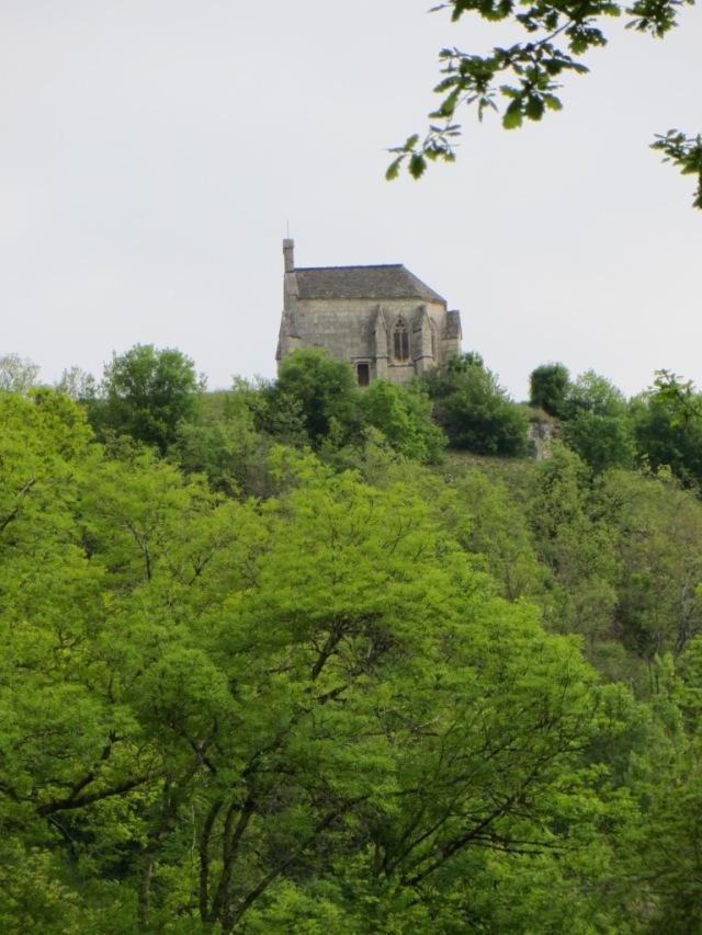 Chapelle de Notre Dame des Grâces, near Lacapelle Livron