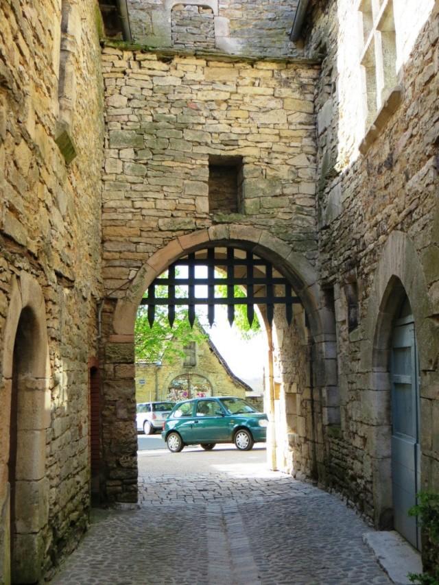 La tour-porte Cardalhac