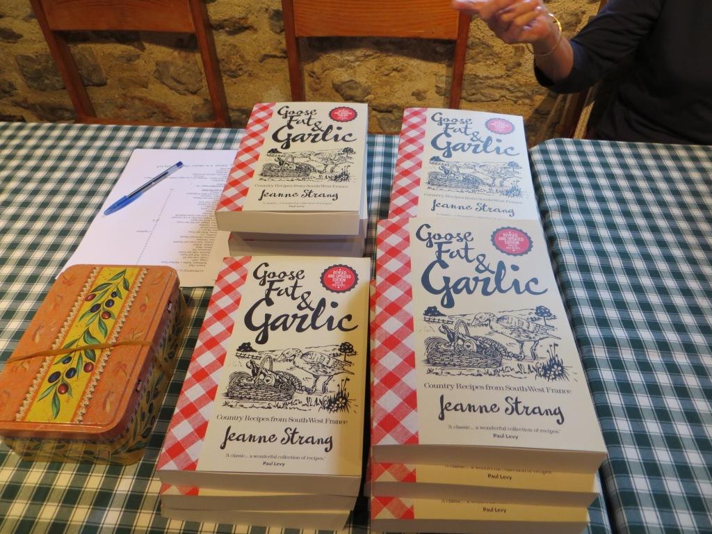 Goose Fat and Garlic - book