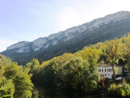 Gorges de l'Aveyron at Saint-Antonin