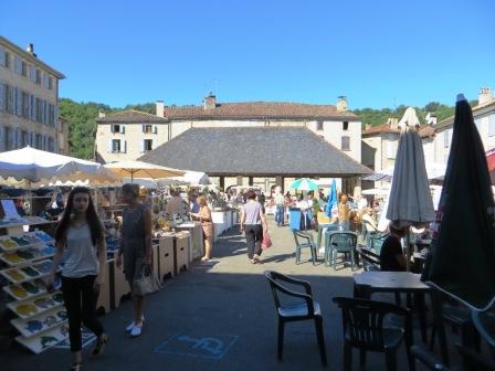 Market square transformed