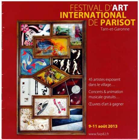 Parisot art 2013 - brochure