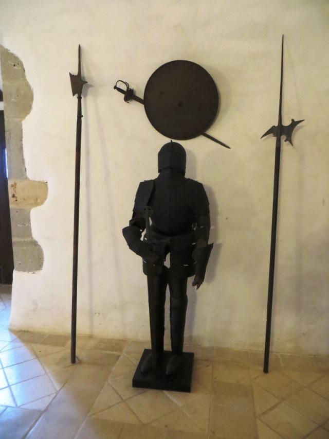 Black Prince's armour