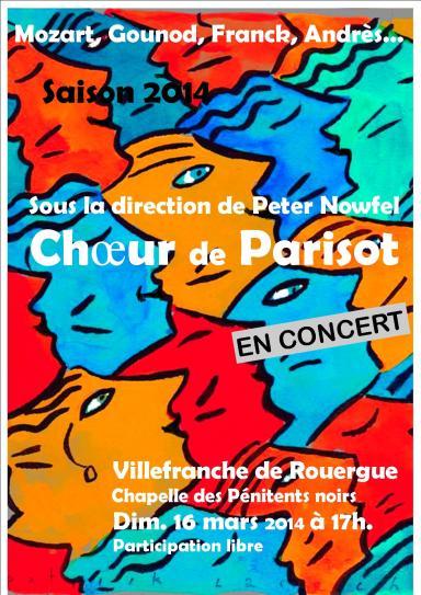 Villefranche-de-Rouergue concert