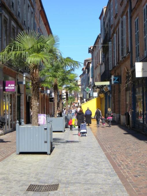 Montauban - rue de la Résistance