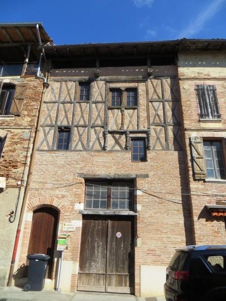 15th-century residence of Jean d'Armagnac