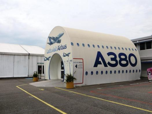 Airbus Visitor Centre