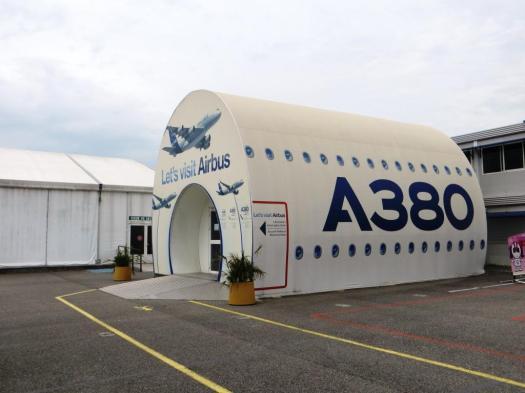 Airbus Visitor Centre