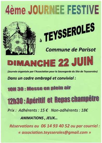 Teysseroles 2014