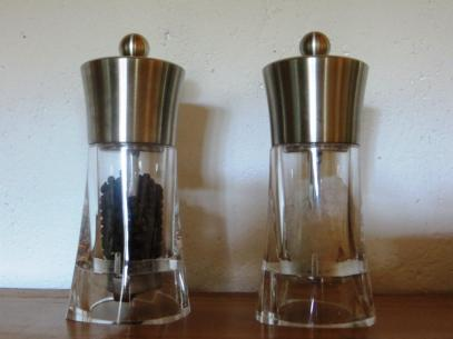 Peugeot pepper and salt mills