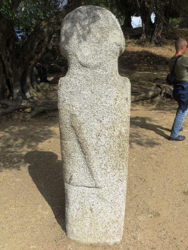 Warrior megalith