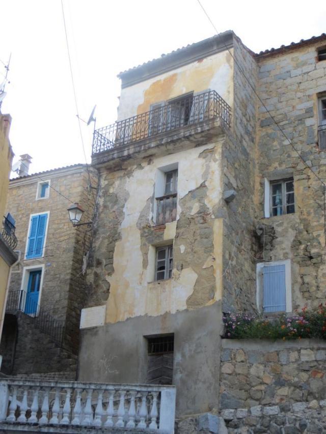 Colomba Carabelli's house in Olmeto