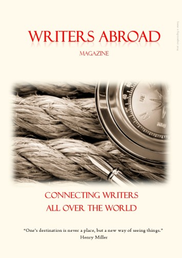 Writers Abroad September 2014 magazine