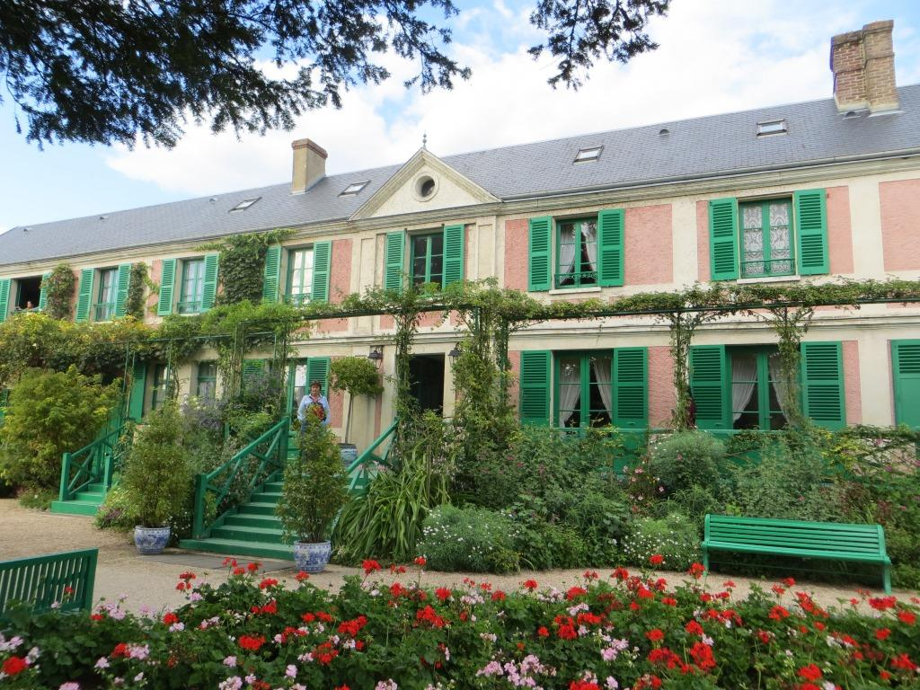 Monet S Garden At Giverny Life On La Lune