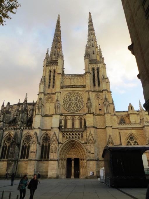 Bordeaux - cathédrale de Saint-André