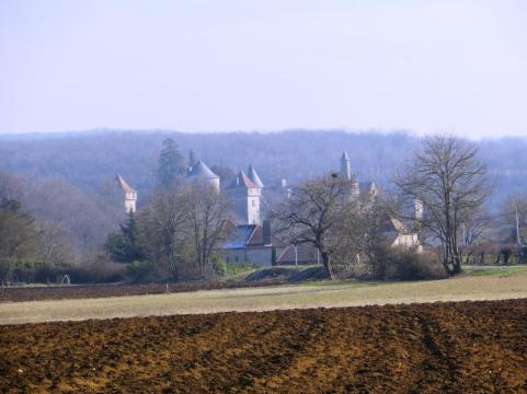 A final view of the château